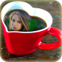 icon Coffee Cup HD Photo Frames