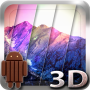 icon 3D Kitkat 4.4 Mountain lwp
