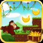 icon Jungle Monkey running