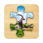 icon Animals Jigsaw Puzzles