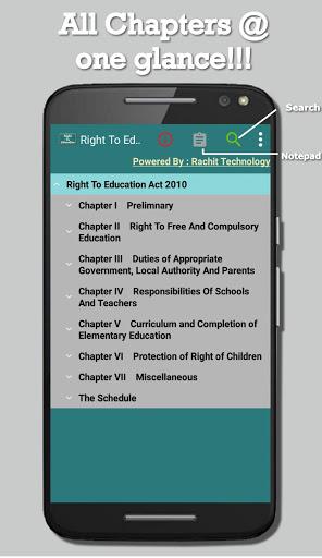 India - Hak Untuk Undang-Undang Pendidikan 2010 (RTE)