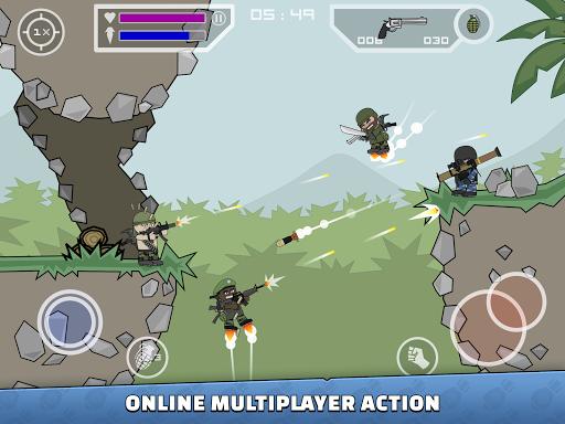 Doodle Army 2: Milisi Mini
