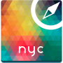 icon New York NYC Offline Map Guide