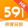 icon 591房屋交易-香港,租屋、買樓、搵樓、放盤就係快