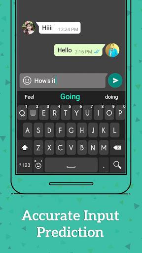 Keyboard Android Emoji