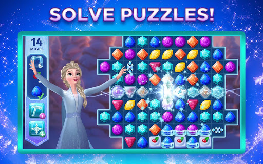 Disney Frozen Adventures: Sesuaikan Kingdom