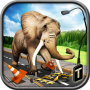 icon Ultimate Elephant Rampage 3D
