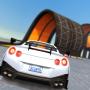 icon Car Stunt Races: Mega Ramps
