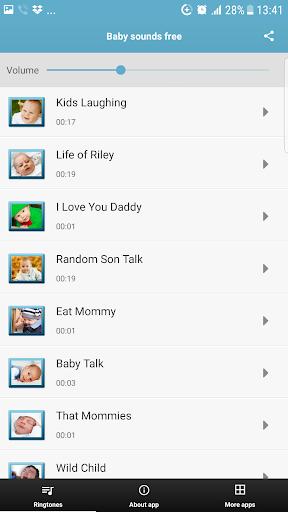 Baby Sounds Gratis