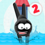 icon Stickman High Diving 2