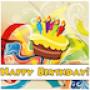 icon Birthday Card