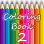 icon Coloring Book 2