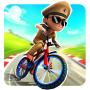 icon Little Singham Cycle Race
