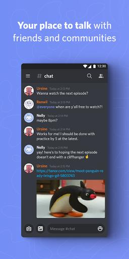 Discord - Chat untuk Gamer