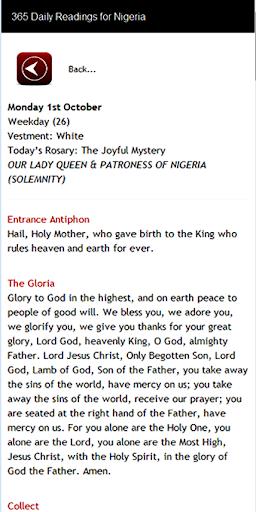 MISSAL KATOLIK UNTUK NIGERIA