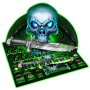 icon Green Hell Skull