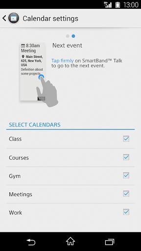 Perpanjangan Smart Kalender