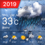 icon New 2018 Weather App & Widget