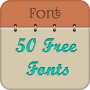 icon 50 Fonts for Samsung Galaxy 11