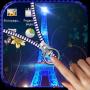 icon Paris Zipper LockScreen