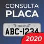 icon Consulta Placa Veiculo DETRAN